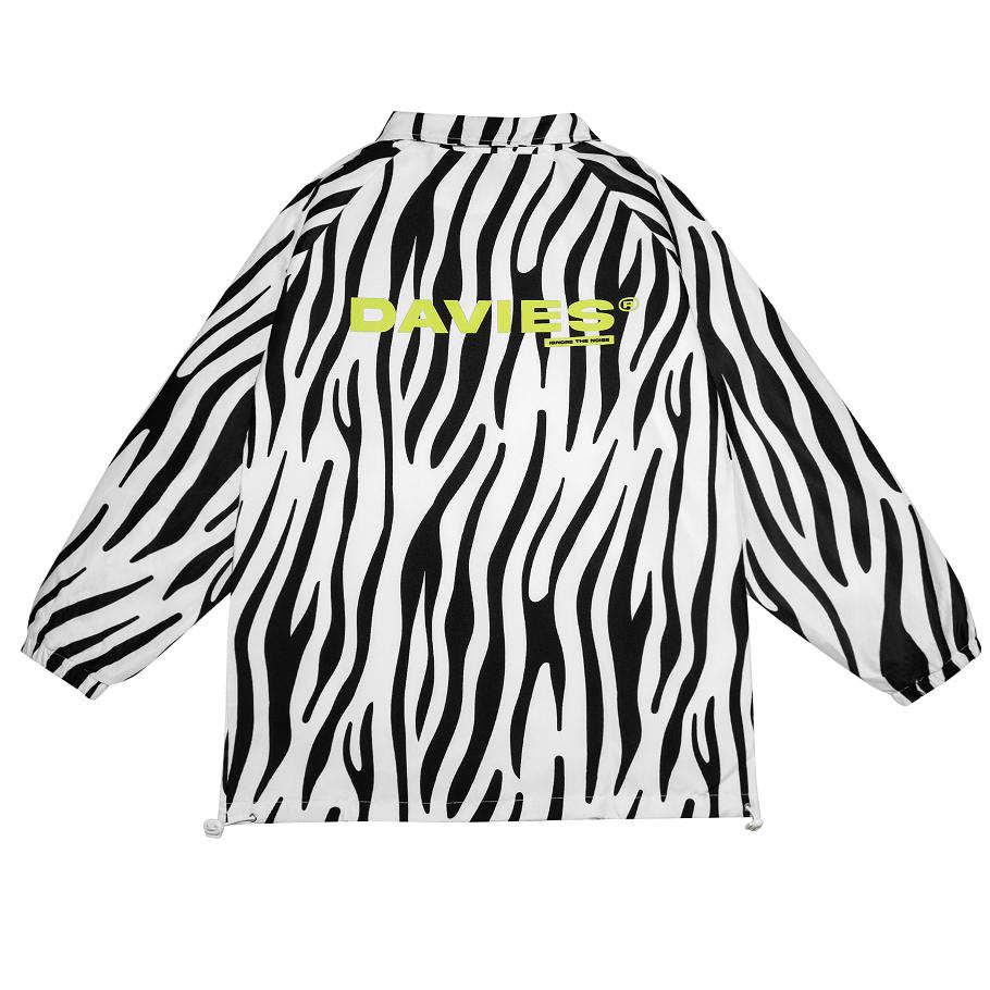 DAVIES – Áo khoác dù nữ form rộng – Ignore Jacket