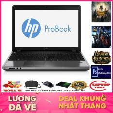 Laptop Game Đồ Họa Vỏ Nhôm- HP 4540S Core i5-3230M/ Ram 4GB/ 250GB/ VGA HD 4000, màn 15.6″ HD LED, dòng máy thiết kế đẹp, bền bỉ
