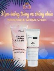Kem dưỡng trắng và chống nhăn Whitening & Wrinkle Cream Haiyan Balm ban ngày R&B