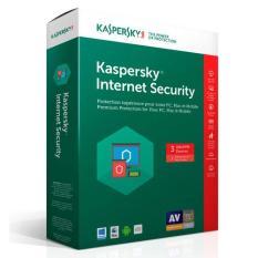 Phần mềm diệt virus Kaspersky internet security 3 User /12T