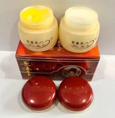 Bộ kem Huas huli cô tiên đỏ ngày và đêm dành cho da nám tàn nhang
