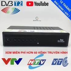 [Nhập ELJAN11 giảm 10%, tối đa 200k, đơn từ 99k][Trợ giá] Đầu thu kỹ thuật số DVB T2 LTP STB-1406