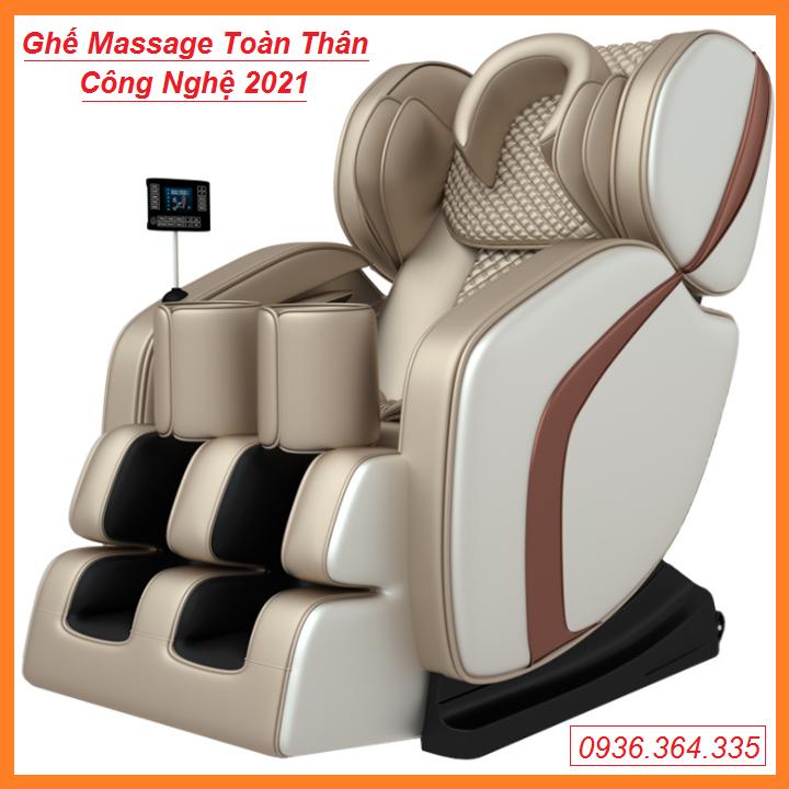[Trả góp 0%][Có Video] Ghế Massage Toàn Thân Cao Cấp Ghế Matxa Công Nghệ 2021 Ghế Massage Đa Năng Dùng Điều Khiển Cảm Ứng Máy Mát Xa Toàn Thân Ghế Mát Xa Toàn Thân