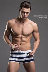 Quần bơi nam SWM05 hàng nhập khẩu cao cấp – Quần bơi nam dạng đùi boxer, Mr. VIN Store