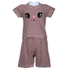 Bộ quần áo cộc tay kẻ ngang cotton 4 chiều siêu hot cho bé từ 8-18kg BKKF ( ảnh và video thật) (LOẠI 1 – GIÁ TẬN XƯỞNG)