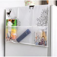 Tấm phủ tủ lạnh chống bụi, chống trầy xước tiện dụng
