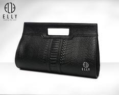 Túi clutch nữ cao cấp da thật ELLY – EC34