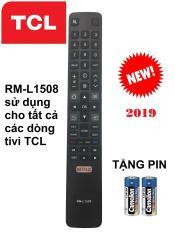 Điều Khiển Tivi Đa Năng Dùng Cho Tất Cả Dòng Tivi TCL Remote Tivi Đa Năng