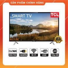 Smart Tivi Led TCL 32 inch HD – L32S62 ( Đen) Tích hợp DVB-T2, Internet, Wifi
