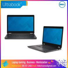 Laptop văn phòng Dell Latitude E7470: i5-6200U / RAM 8GB / SSD 256GB / Màn hình 14 inches FHD