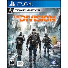 Đĩa game PS4 The Division Used