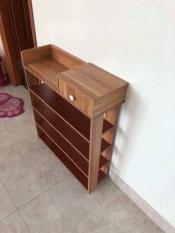 Tủ giày gỗ 5 tầng tiện lợi cao cấp