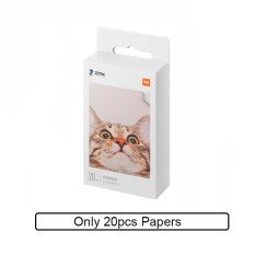 20 ảnh Máy in ảnh thông minh DIY mini cầm tay 300dpi 500mAh chất lượng cao
