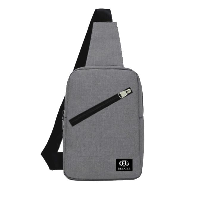 Túi Messenger Túi đeo chéo nam nữ unisex túi du lịch thời trang Hàn quốc hè 2019 Bee Gee 023 cao cấp