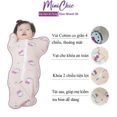 Nhộng chũn, nhộng chũn cho bé sơ sinh, giúp bé ngủ ngon