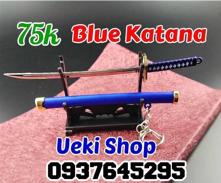 Mô hình móc khóa kiếm nhật samurai