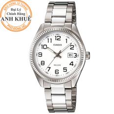 Đồng hồ nữ dây kim loại Casio Anh Khuê LTP-1302D-7BVDF