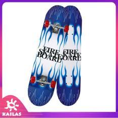 Ván Trượt Trẻ Em- Ván Trượt Skateboard- Thiết Kế Nhỏ Gọn – Ván Gỗ Dày Khung – Hợp Kim Chắc Chắn