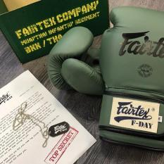 Găng tay Boxing Muay Thai Fairtex F-DAY