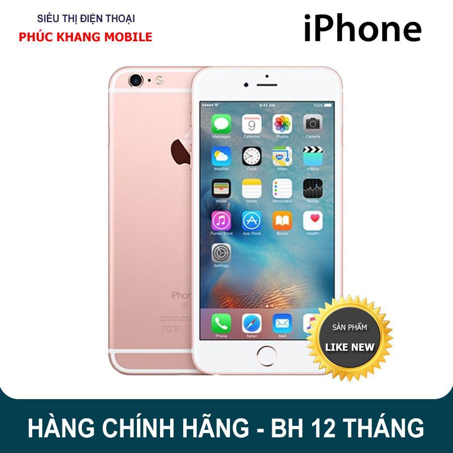 iPhone 6S Plus - Hàng quốc tế, đầy đủ phụ kiện
