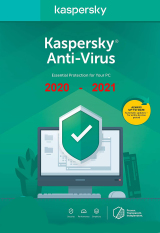 Kaspersky Anti-Virus 1PC 2021