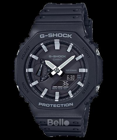Đồng hồ Casio G-Shock Nam GA-2100-1A chính hãng chống va đập, chống nước 200m – Bảo hành 5 năm – Pin trọn đời