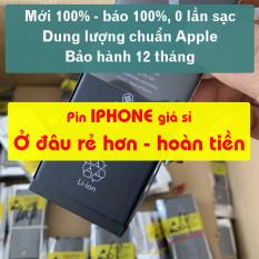 [GIÁ SỈ] Pin iPhone 6 ZIN mới 100% – Tặng seal dán pin
