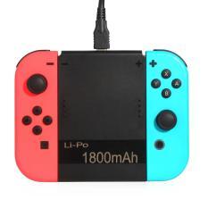 Grip kiêm sạc Joy-Con hãng Dobe cho Nintendo Switch (TNS-878C)