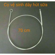 Dây cọ ống dài 65cm – phụ kiện vệ sinh dây khí máy hút sữa