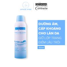 [HSD 11.2021] Xịt khoáng Dollania giúp dưỡng ẩm cấp nước và làm dịu làn da Brumisateur Eau Minerale 150ml