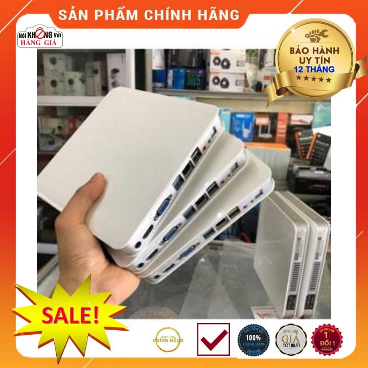 PC Mini Q3 Nhỏ Gọn- Mạnh Mẽ THẾ HỆ 4 N2940, N2930 RAM 4Gb SSD 120Gb – Bảo hành 12 tháng – [ ẢNH THẬT 100%]