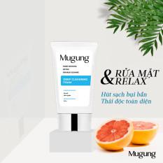 Mugung Korea Sữa Rửa Mặt làm sạch bụi bẩn,se khít lỗ chân lông trên da sạch nhờn,không khô da mặt ngăn ngừa các tác nhân gây hại khác