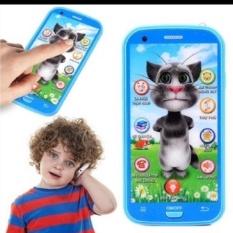 Đồ chơi điện thoại iPhone cảm ứng nói tiếng Việt dành cho bé