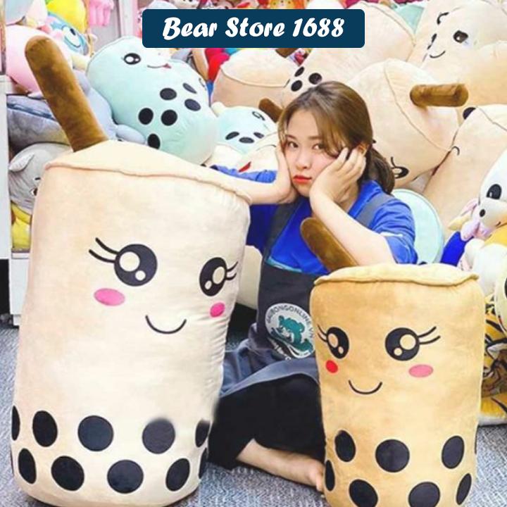 Gấu bông Ly trà sữa , đa dạng mẫu mã, màu sắc, chất lượng đảm bảo và cam kết hàng đúng như mô tả