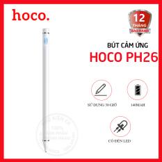Bút cảm ứng Hoco PH26 đa tính năng, sử dụng 30 giờ – Tương thích với điện thoại, máy tính bảng