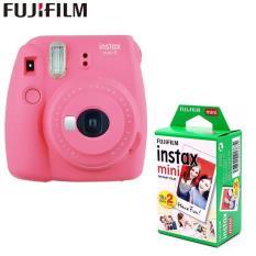 Máy ảnh chụp hình lấy liền Instax Mini 9 – Tặng kèm 10 tấm Phim fujifilm