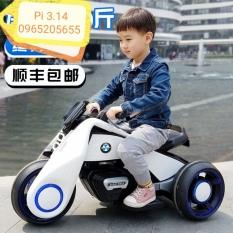 Xe máy điện trẻ em NEXTIOO, xe moto điện, xe máy điện cho bé NEXTIOO nhập chính hãng loại 1/Pi 3.14/