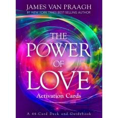 Bộ Tarot Power Of Love Activation Cards L11 Bài Bói New