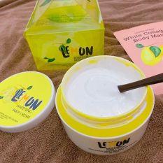 kem body lemon chanh