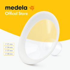 Phụ kiện máy hút sữa | Phễu Flex Medela size 27mm ( 1 chiếc ) | Thích hợp với hình dạng ngực – Hàng phân phối chính thức Medela Thụy Sĩ