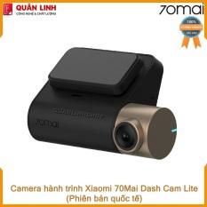 Camera hành trình Xiaomi 70mai Dash Cam Lite MidriveD08 – phiên bản Quốc tế
