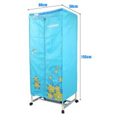 [VOUCHER GIẢM 8% TRÊN APP] Tủ sấy quần áo Tiross TS-882 (Xanh)