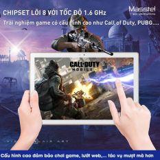 Máy tính bảng Masstel Tab 10 Ultra Màn hình 101inch Kết nối Wifi4G tốc độ cao ( Tặng kèm bao da)