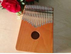 Đàn Kalimba 17 phím bằng gỗ – Đàn Kalimba Thumbs Piano -MK 03 ( Tăng túi đựng đàn )
