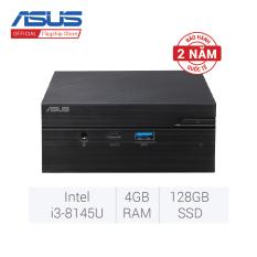 PC mini Asus PN61-B3085MT (i3-8145U/4GD4/128GB-M.2/WLac/BT5/LAN/Thunderbolt3/90W/NOS/đen), hình ảnh sắc nét và sống động, thiết kế đơn giản thanh lịch, kết nối nhanh chóng thuận tiện