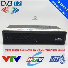 Đầu thu truyền hình mặt đất Ltp 1406 thu hơn 60 kênh truyền hình, hỗ trợ xem youtube, ghi lại chương trình,…