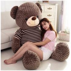 [MIỄN PHÍ SHIP 40K] Gấu bông Teddy SIÊU TO SIÊU RẺ đủ size từ 1.6m 1.2m 1.1m 1m 70cm 55cm, ảnh thật dùng làm quà tặng bạn gái nhân dịp lễ, làm gối ôm, được đổi trả hàng thỏa mái nếu không đúng thông tin đăng bán