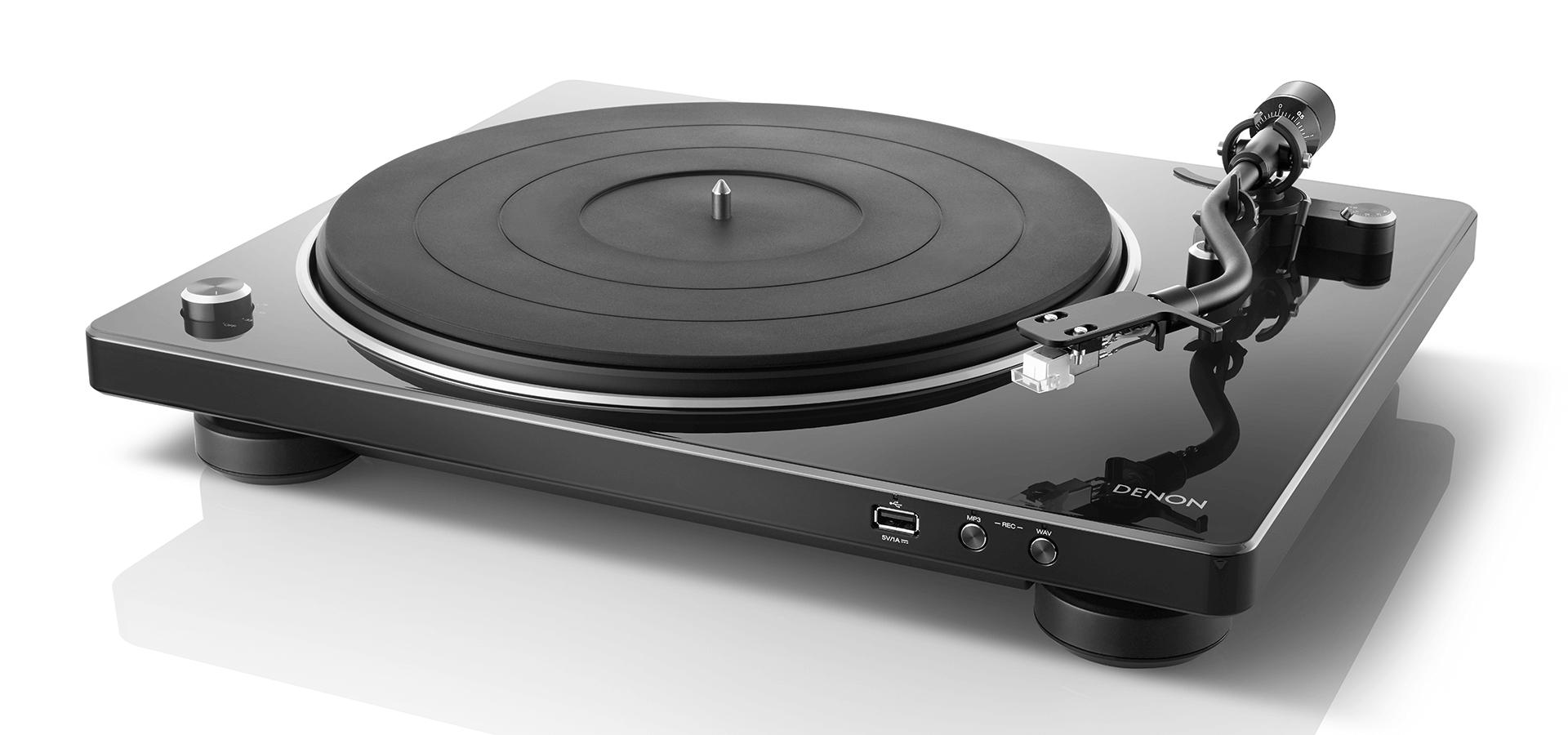 Đâu đĩa than Denon DP-450USB hàng chính hãng new 100%