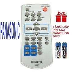 Remote điều khiển máy chiếu PANASONIC mẫu 1 projector (Hàng hãng – tặng pin)