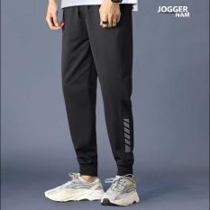 Quần thể thao nam jogger chất nỉ mã TT58 thể dục kiểu bó ống Hàn Quốc đẹp ống dài